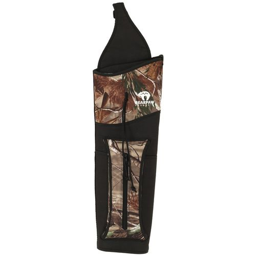 Big bag quiver black - camo