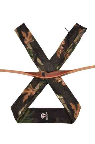 Sleeve for traditionnal bow camo 72""