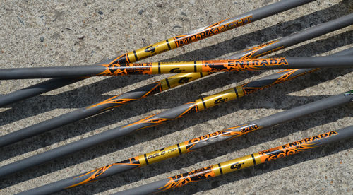 "Futs carbone Gold Tip Ultralight ""Entrada"""