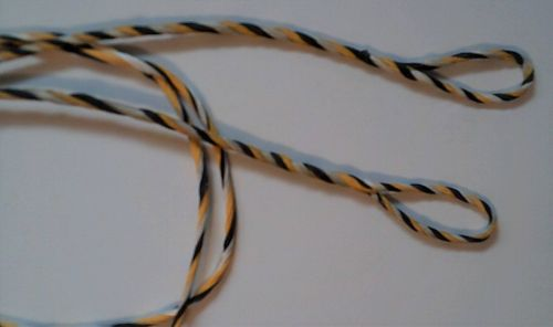 Flamish bowstring Dacron 3 colours