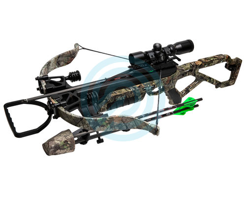 EXCALIBUR CROSSBOW MICRO 340TD PKG MOSSY OAK BU COUNTRY