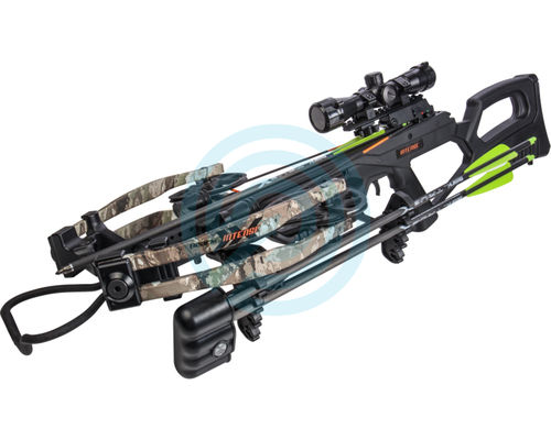 Bear Archery Crossbow Package Intense