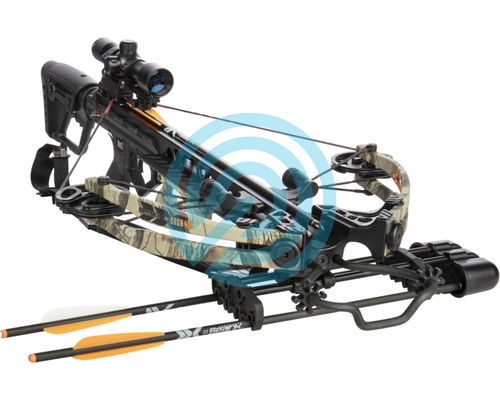 Bear Archery Crossbow Saga 405