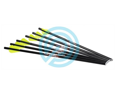 "Excalibur Bolts Carbon Quill 16.5"" pack 6"