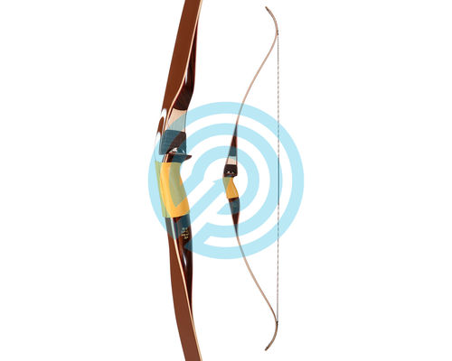 Bear Archery Fieldbow One Piece Kodiak White Maple