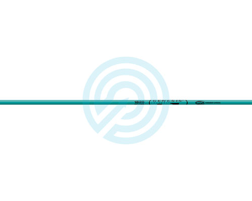 Easton Shaft Genesis Teal 1820 pack 12