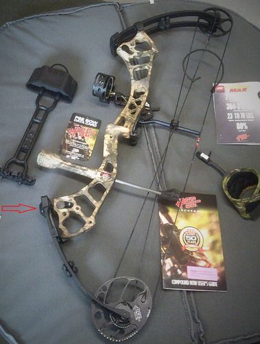 PSE Stinger Max SS 2020 Camo Package en stock